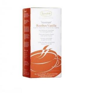 Ronnefeldt Teavelope Rooibos vanilla čaj 25 sáčků á 1,5 g