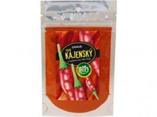 Cereus Kajenský pepř 30g Bio