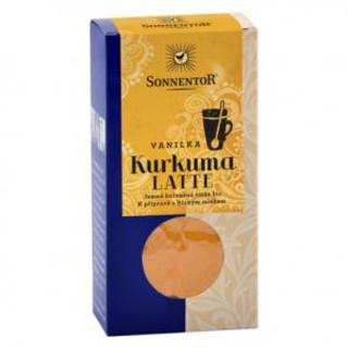 Sonnentor Kurkuma latte vanilka 60 g Bio
