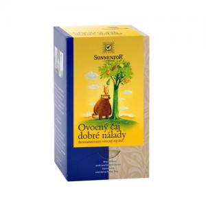 Sonnentor Čaj Ovocný dobré nálady 18x2,5g Bio
