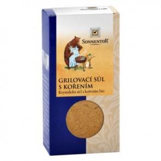 Sonnentor Grilovací sůl s kořením mletá 100 g Bio