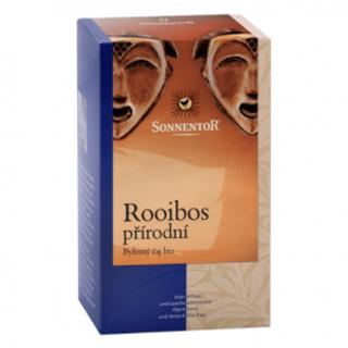 Sonnentor Čaj Rooibos 20x1g Bio