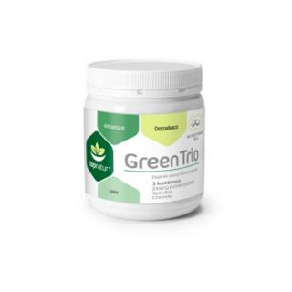 Topnatur Green Trio 540 tbl. (Spirulina, chlorella, zelený ječmen)