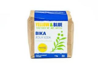 Yellow & Blue Bika jedlá soda bikarbona 1 kg