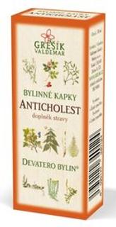 Grešík Anticholest bylinné kapky 50 ml