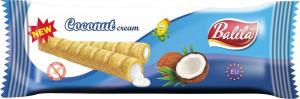 Balila Kukuřičné trubičky kokosové 18g