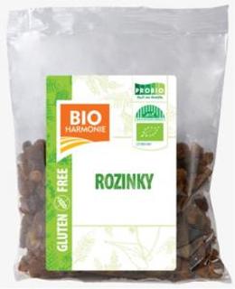 Bioharmonie Rozinky 200g Bio