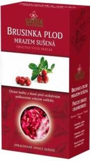 Grešík Brusinka plod mrazem sušená 20 g