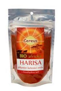 Himalájská sůl Africká směs HARISA 120g