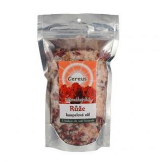 Cereus Růže himálajská koupelová sůl 500g