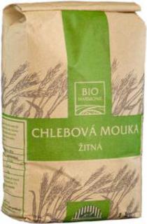 Bioharmonie Mouka chlebová žitná 1kg Bio