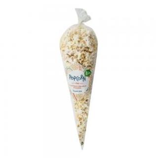 Country Life Popcorn slaný 50g Bio