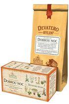 Grešík Devatero bylin Dobrou noc čaj 20 nálevových sáčků