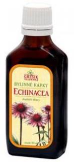 ECHINACEA bylinné kapky 50ml Grešík