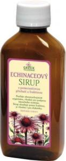 Grešík Echinaceový bylinný sirup 185 ml