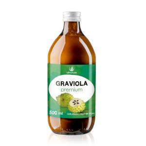 Allnature Graviola Premium 100% šťáva 500ml