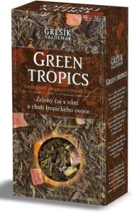 Grešík Green Tropics sypaný čaj 70 g