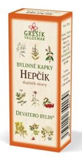 HEPČÍK bylinné kapky 50ml Grešík