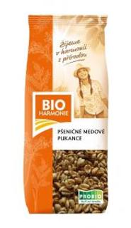 Bioharmonie Pšeničné pukance medové 100 g Bio