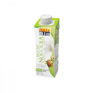 Isola BIO Rýžový lískooříškový nápoj 250 ml