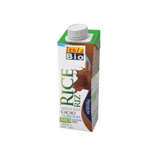 Isola BIO Rýžový nápoj s vápníkem a kakem 250 ml