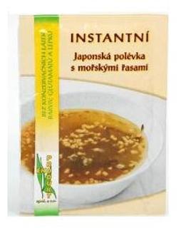 Ekoprodukt Instantní polévka japonská s mořskými řasami 20 g BLP