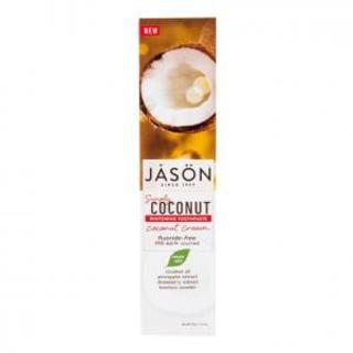 Jason Zubní pasta Simply Coconut bělicí 119g