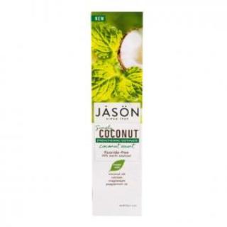 Jason Zubní pasta Simply Coconut posilující 119ml
