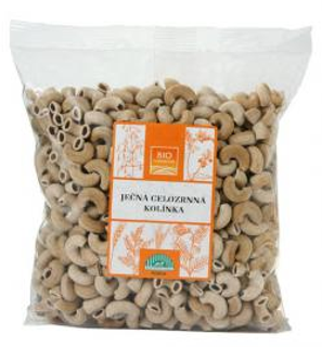 Bioharmonie Těstoviny ječná celozrnná kolínka 400 g