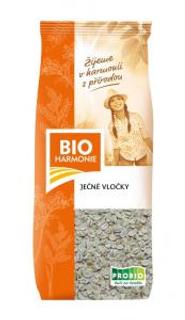 Bioharmonie Ječné vločky 250g