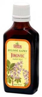 JÍROVEC bylinné kapky 50ml Grešík