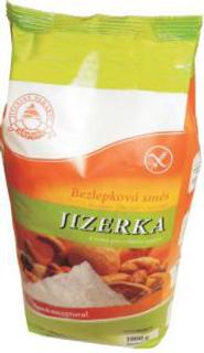 Jizerka bezlepková směs zelená 1kg