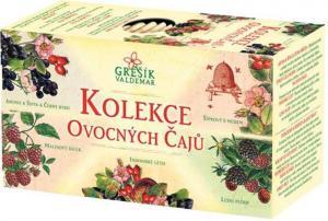 Grešík Kolekce Ovocných čajů 5x4 n.s.
