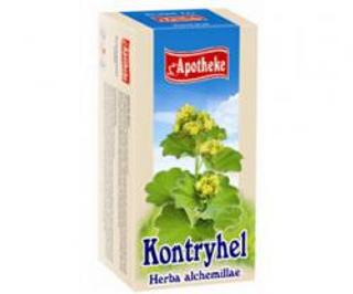 APOTHEKE čaj kontryhel  n.s. 20 x 1,5 g