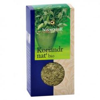 Sonnentor Koření koriandr nať 15g Bio