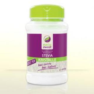 Natusweet Stevia kristalle 1:1 400g