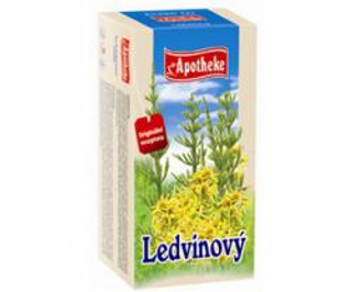 APOTHEKE čaj ledvinový n.s. 20 x 1,5 g