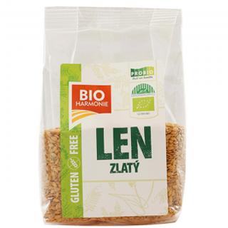 Bioharmonie Len zlatý 150 g