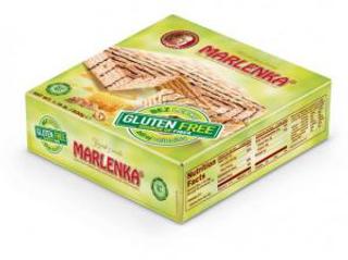 Marlenka Bezlepkový medový dort s oříšky 800g