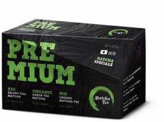 Kyosun Bio Matcha Tea Premium 20x1,5g