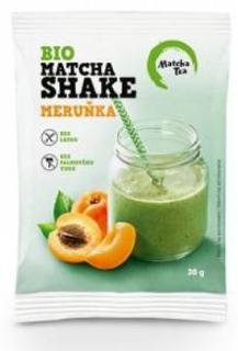 Amylon Matcha shake meruňka Bio 30g
