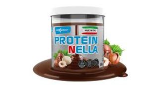 Maxsport Proteinnella lískooříšková 200g