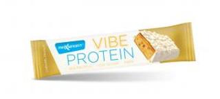 Maxsport Vibe Protein tyčinka karamel a arašídy 55g