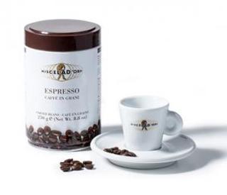 Miscela d´Oro Espresso in grani zrnková káva plechovka 250g