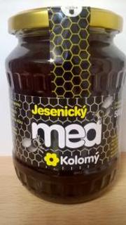 Kolomý Jesenický včelí med květový 500 g
