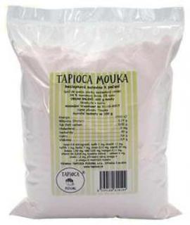 Tapioca puding Mouka tapioka 400g