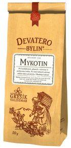 Levně GREŠÍK Devatero bylin Mykotin čaj bal. 50g