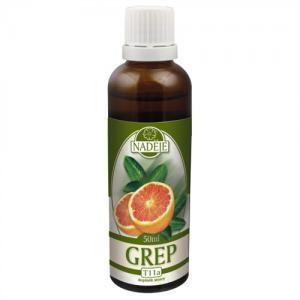 Levně Naděje Grapefruit bylinná tinktura 50 ml