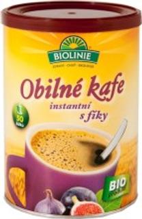 Biolinie Instantní obilné kafe s fíky 100g