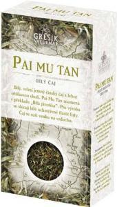 Grešík Pai Mu Tan sypaný čaj 50 g